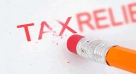 Budget - Tax Relief - Taxscan