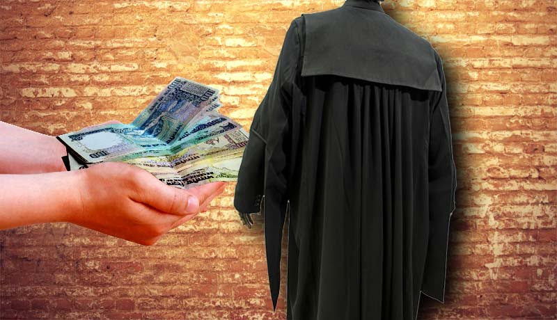 Advocate GST Scam - GST - Taxscan