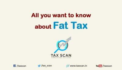 Fat Tax - Tax Scan
