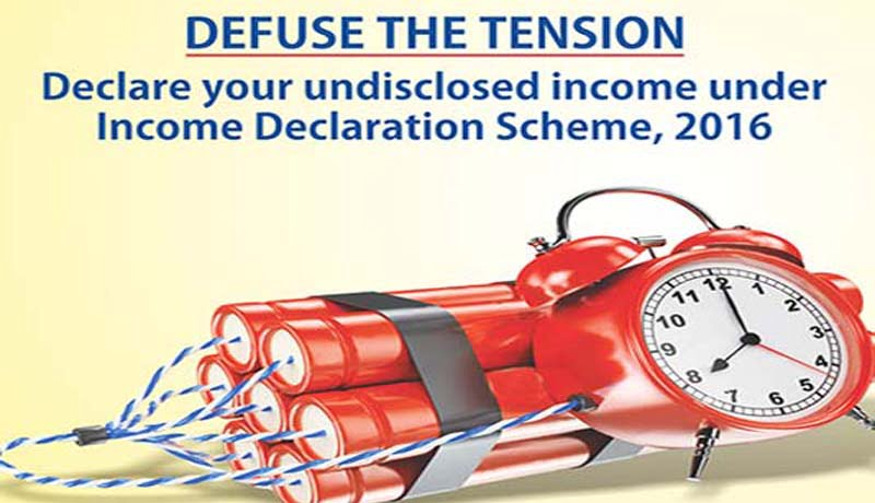 Income Declaration Scheme-cbdt-taxscan-