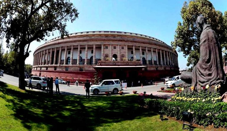 Rajya Sabha passes Finance Bill, 2017 with Five Amendments