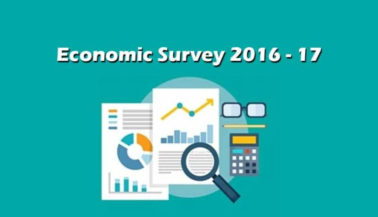 Demonetisation: More Long-term Gain than Short-term pain, GST will reduce Tax rates and Stamp duties, says Economic Survey