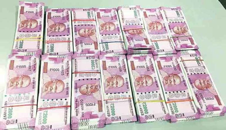 Income Tax Department makes High Cash Seizure in Pune