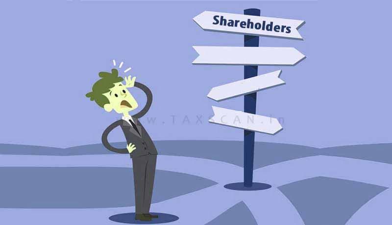 Shareholders - Taxscan