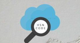 HSN Code - GST - Registration - Taxscan