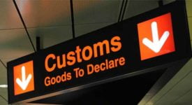 Customs Duty - ICEDASH