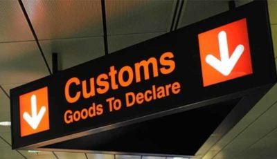 Customs Duty - ICEDASH