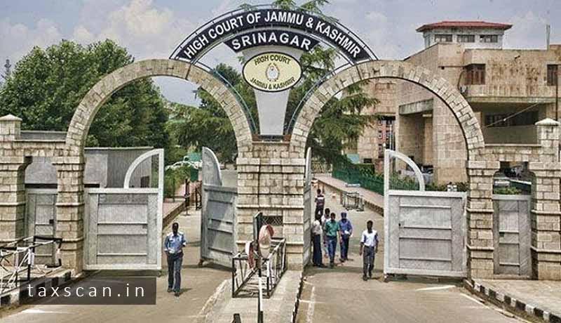 Criminal Prosecution - Tax Evasion - Jammu & Kashmir High Court