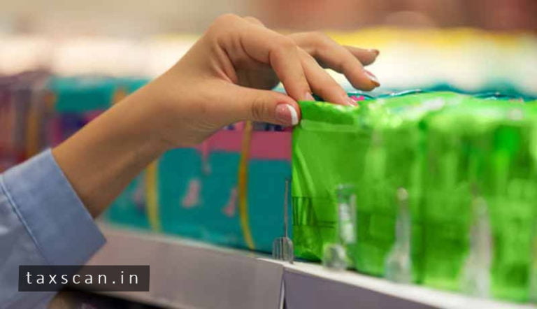 GST Council approves Tax Exemption to Sanitary Napkins