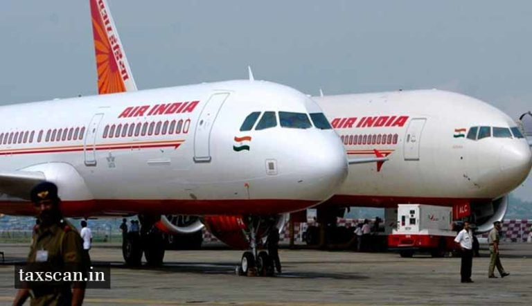 Full Bench of the Delhi HC to decide Whether Sales Tax can be levied on Sale of Scraps by Air India [Read Order]