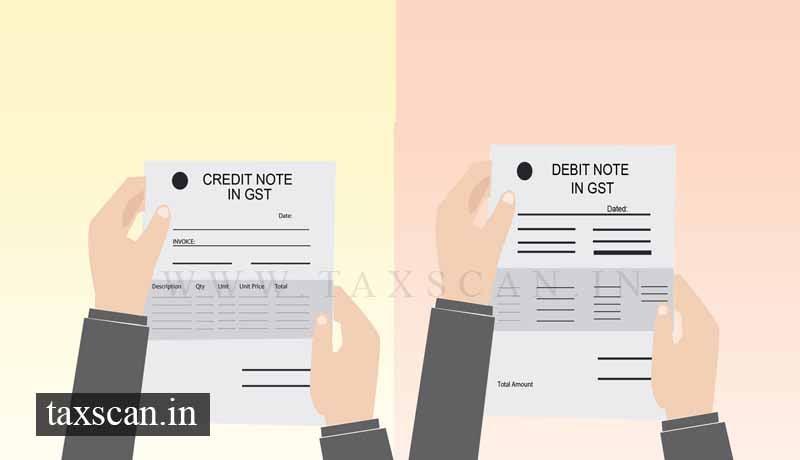 Credit Notes - Debit Notes - Taxscan