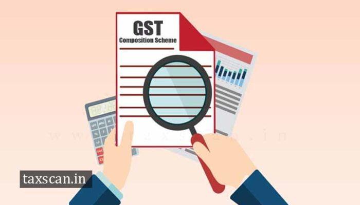 Composition Scheme opting- Taxscan
