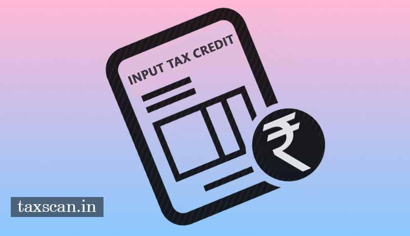 ITC Claim - Input Tax Credit - Taxscan