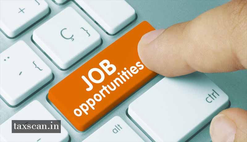 Secretary Vacancy - Jobs - Taxscan