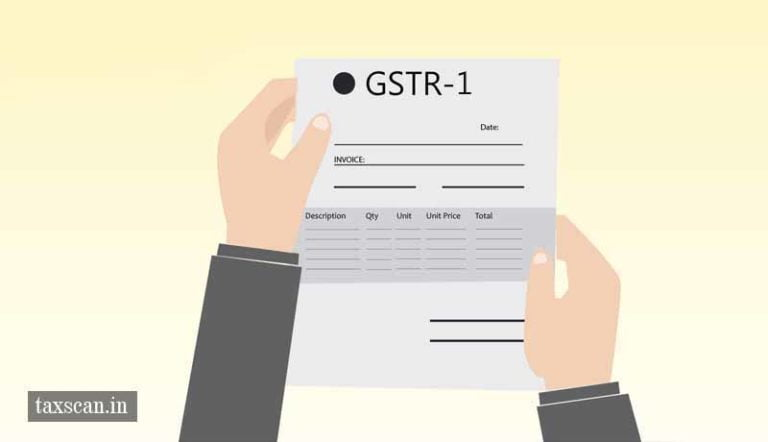 CBIC again extends Waiver of Late Fee of all Pending Form GSTR-1 from July 2017 to Nov 2019