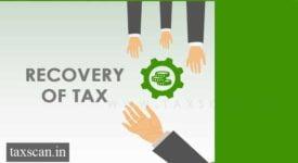 Recover Tax -Calcutta HC - Taxscan