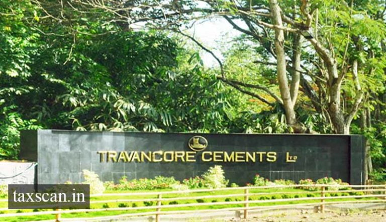 Job Opening in Travancore Cements Limited