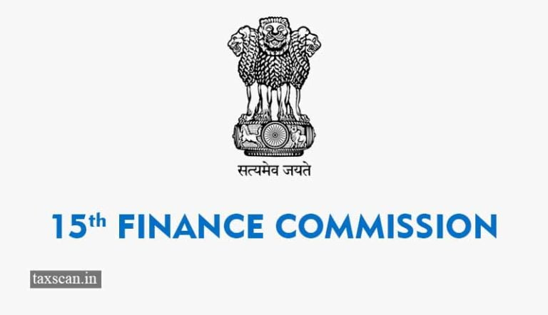 Finance Commission to hold meeting with Finance Ministers of all States