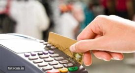 Credit Card Payments - GST