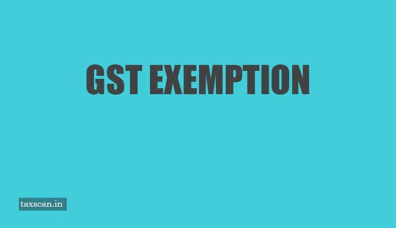 AAR - pure services - GST - GST Exemption -Taxscan