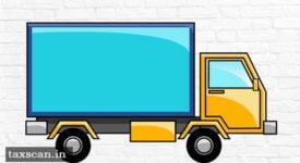 GST - Transportation of Goods
