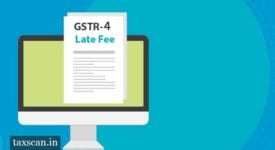 New version of GSTR-4 offline tool available in GST Portal