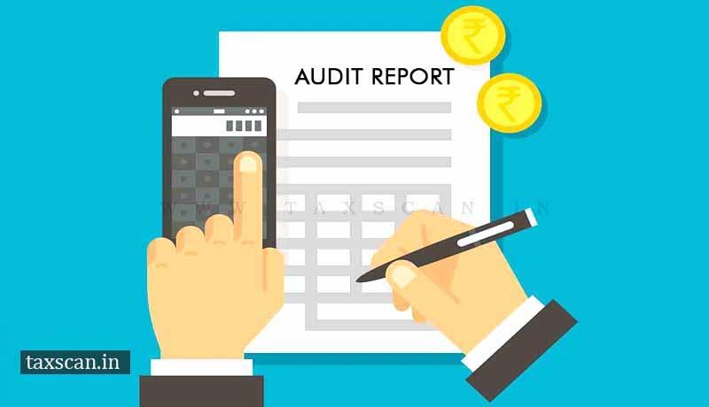 Form 10B - Tax Audit Report