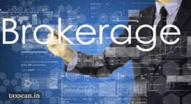 Brokerage Costs - Brokerage - Taxscan