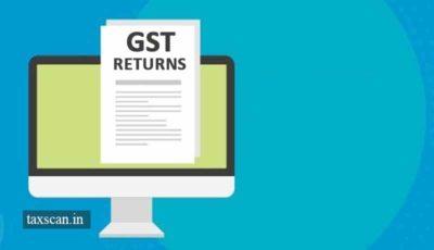 GST Returns - GSTR-1 Flood Taxscan