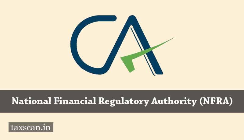 NFRA - draft procedure - audit files - Taxscan