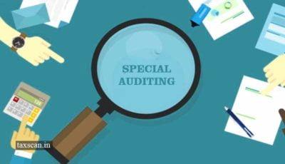 Special Audit ITAT