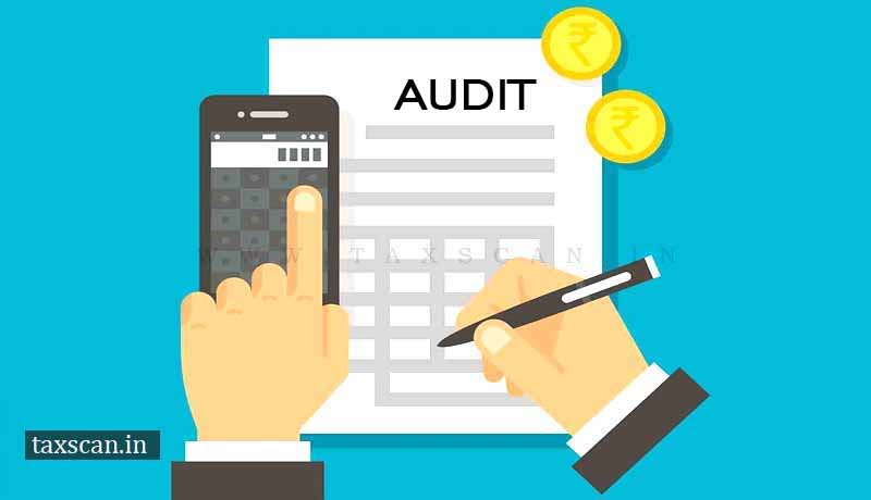 CBDT Tax Audit - Taxscan