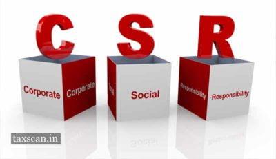 CSR - Corporate Social Responsibility - Taxscan