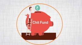 Chit Transaction - Service Tax - Taxscan