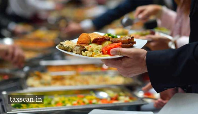GST payable on Supply of Food Items to Employees for Consideration in Canteen run by Company: AAAR [Read Order]