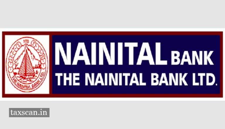 CA Vacancies in Nainital Bank