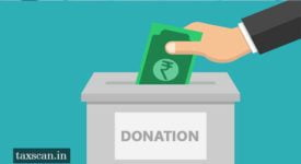 Scientific Research - Anonymous Donations -Taxscan