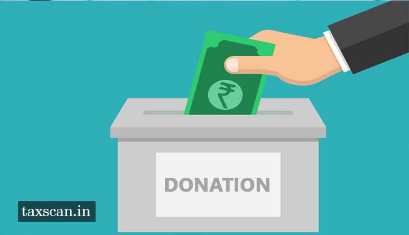 Anonymous Donations -Taxscan