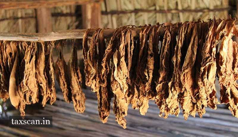 Dried Tobacco Leaves - GST