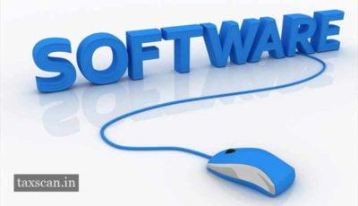 Software Services - GST - Taxscan
