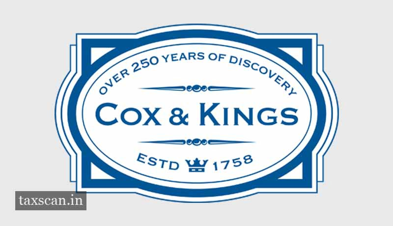 Cox and kings ipo listing price