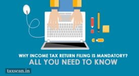 Income Tax Return - Taxscan