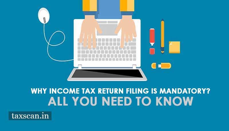 Income Tax Return - Taxscan