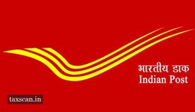Service Tax - Postal Dept - Re-import