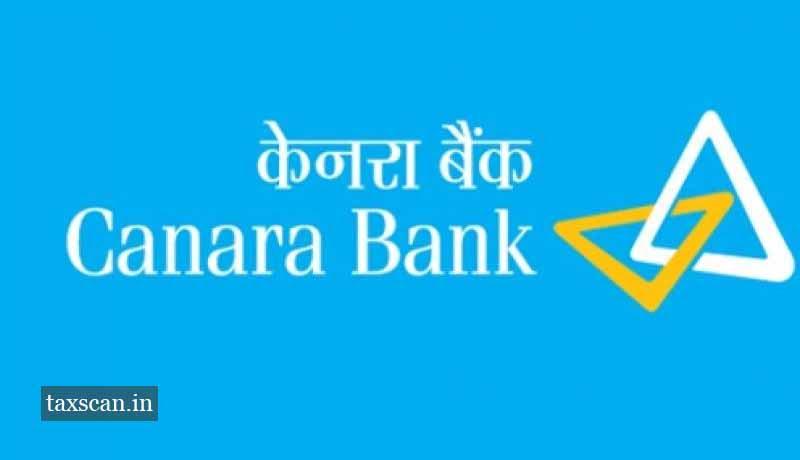 Agency Commission - Canara Bank - Taxscan