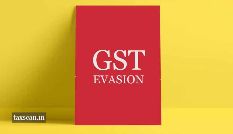 GST Evasion - Taxscan