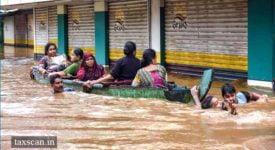 ITC Claim - Kerala Floods - Taxscan