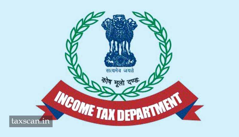 Income Tax Department - Extension