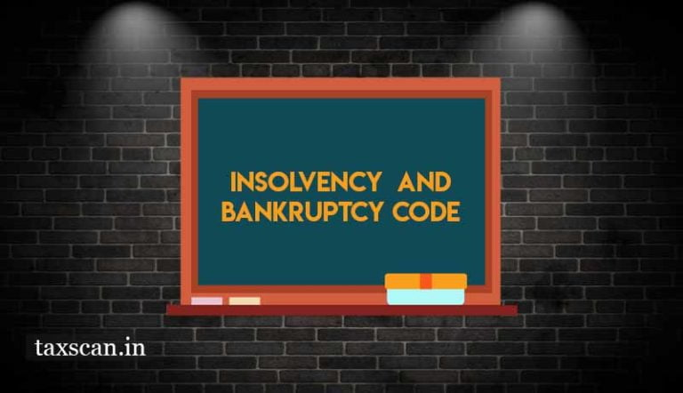 Cabinet nod to Insolvency and Bankruptcy Code (Second Amendment) Bill, 2019