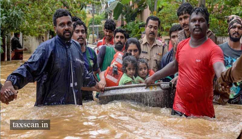 Kerala Floods- GST Cess - Calamity Tax Taxscan